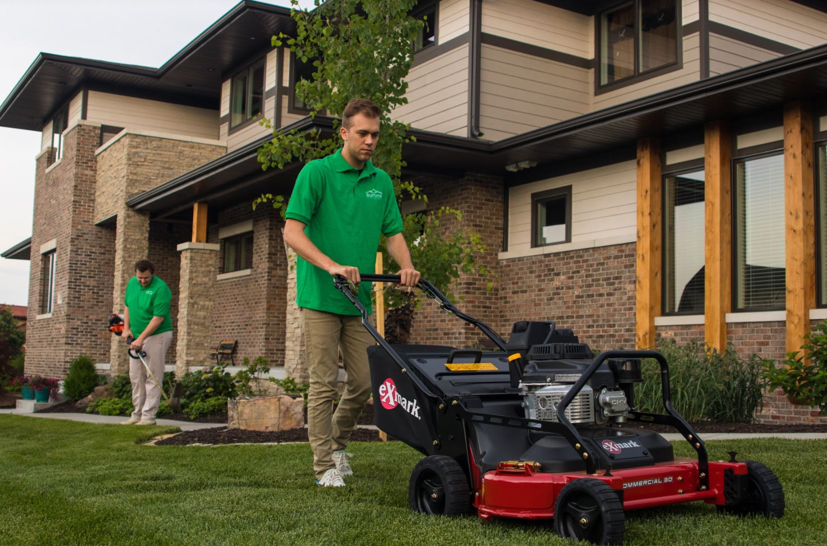 Lincoln Lawn Mowing 3